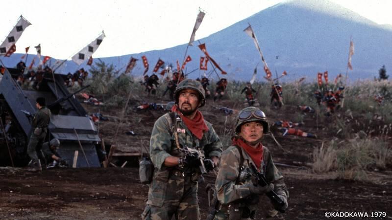 映画『戦国自衛隊』の見どころ